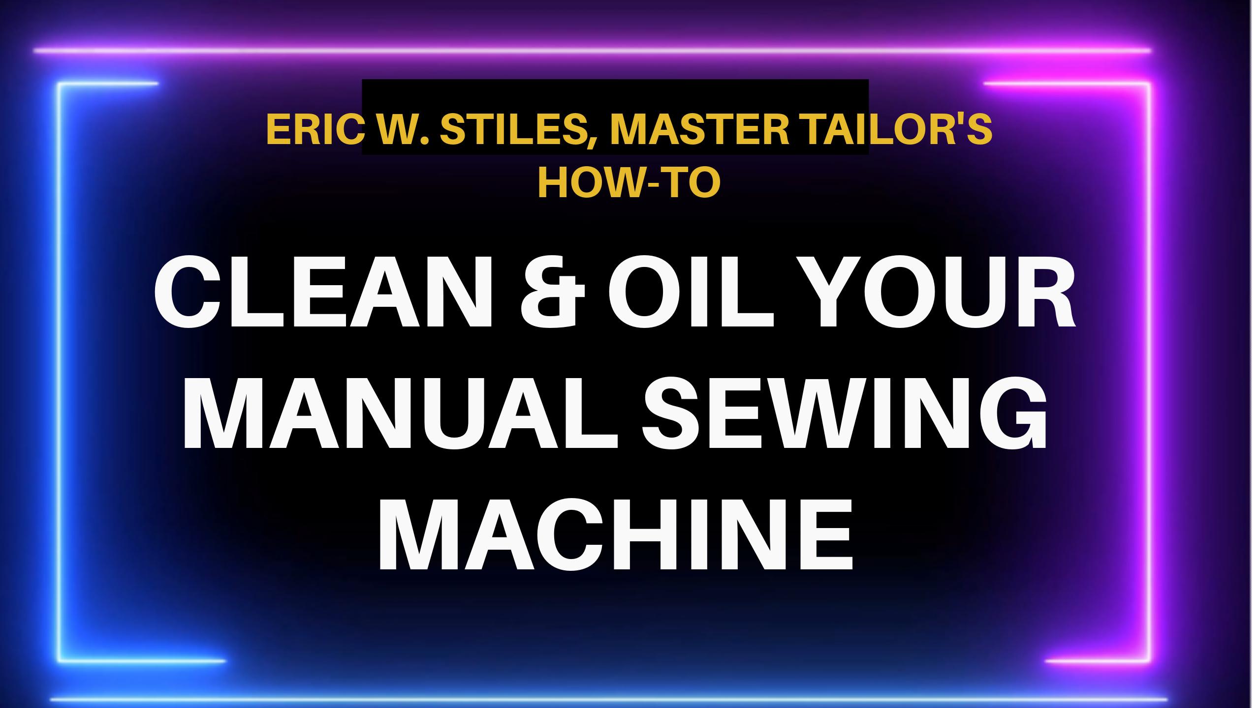 Eric W Stiles   Sr. Online Classes