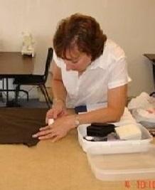 Making A Sample    Garment
